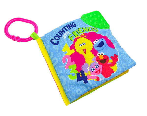 Sesame Street Counting Soft Book