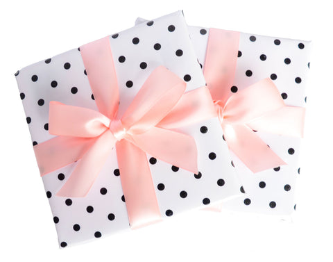 Complimentary Baby Girl Gift Wrapping