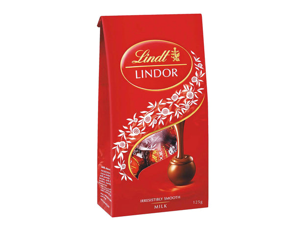 Lindt Lindor Milk Chocolate Balls