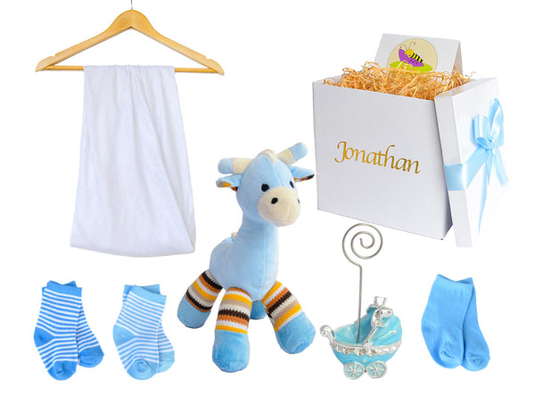 Luxury Essentials Baby Gift Box