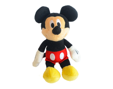 Mickey Mouse Jingler Plush Toy
