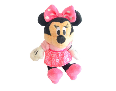 Minnie Mouse Jingler Plush Toy