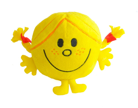 Little Miss Sunshine Beanie Plush Toy