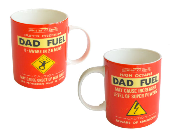 Dad Fuel Ceramic Mug