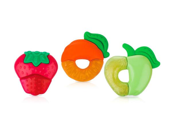Nuby Fruit Teethers