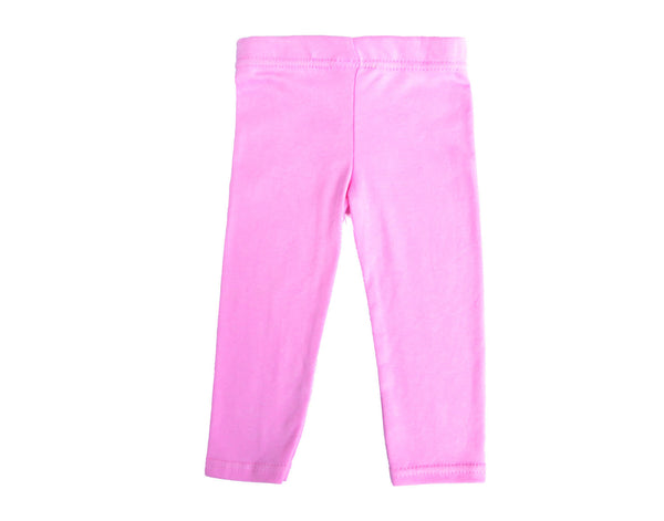 Baby Pink Cotton Pants