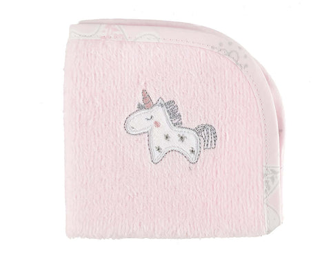 Unicorn Baby Wash Towel