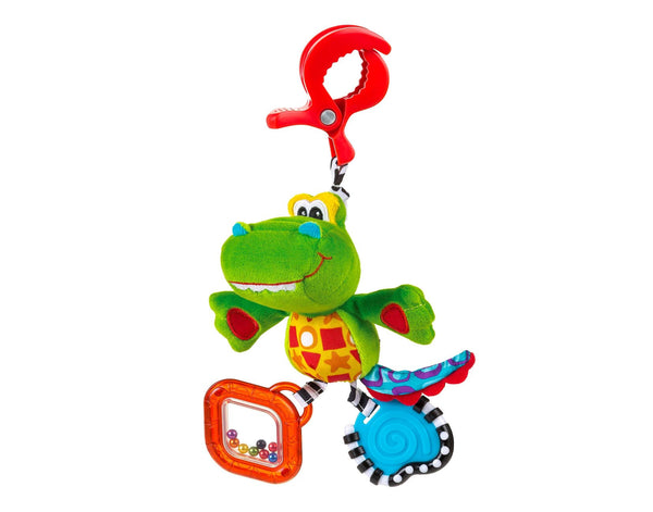 Playgro Snappy Alligator Toy