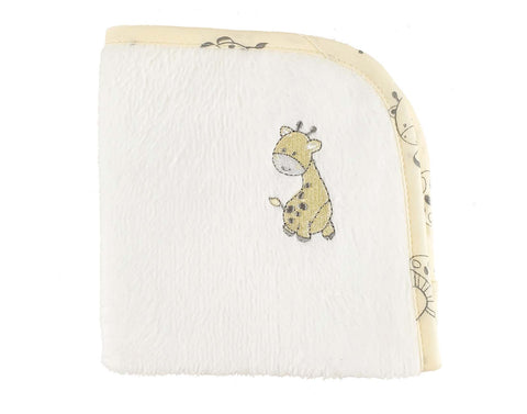 Safari Giraffe Wash Towel