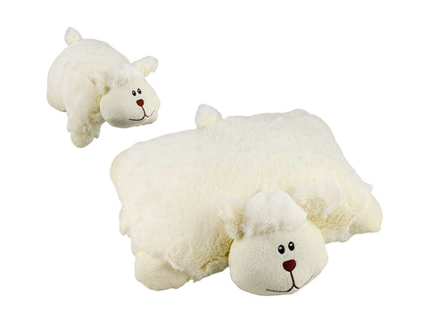 Sheep pillow toy