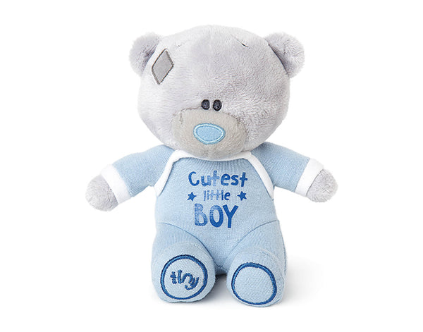 Cutest Little Boy Plush Bear