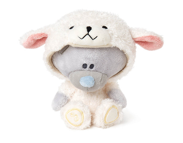 Tiny Tatty Teddy With Baby Lamb Hoodie