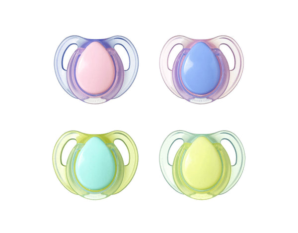 Tommee Tippee Latex Soothers