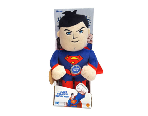 Talking Superman Plush
