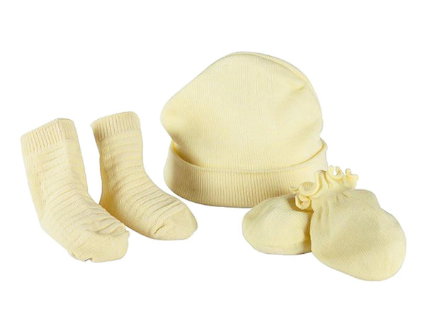 Bamboo Yellow Layette Set
