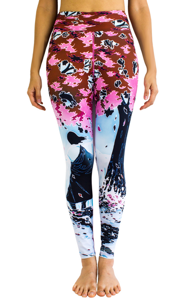 LIMITED EDITION - SENI Wolf Capris
