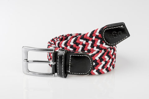 USG Casual Belt - The Houndstooth Horse  - 2