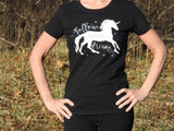 Follow Your Dreams Unicorn Sparkle T-Shirt