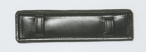 Leather Chin Pad in Black or Brown
