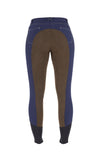 Luana Full Seat Breech by USG - The Houndstooth Horse  - 5