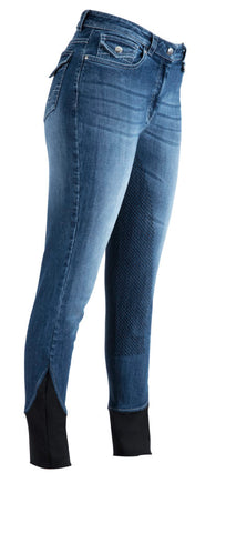 Marina Womens Full Seat Denim Jean Breech by USG