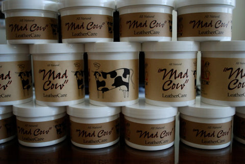 Mad Cow All Natural Leather Cleaner & Conditioner