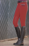 Boston Silicone Knee Patch Winter Breeches