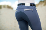 Soft Powder Elegant Full Seat Breech
