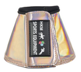 Holographic Overreach/Bell Boots by HKM