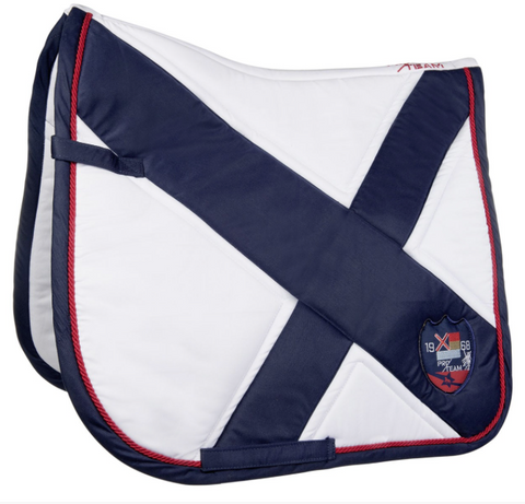 HKM County Cross Saddle Pad