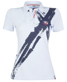 HKM County Cross Polo Shirt