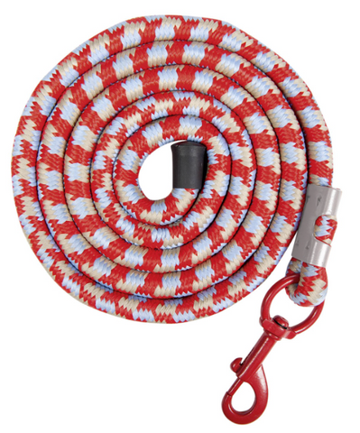 HKM County Lead Rope - Snap Hook