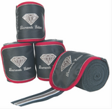 HKM Diamonds Polo Wraps - set of 4
