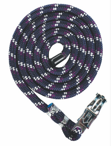 HKM Diamonds Shine Lead Rope - Panic Hook