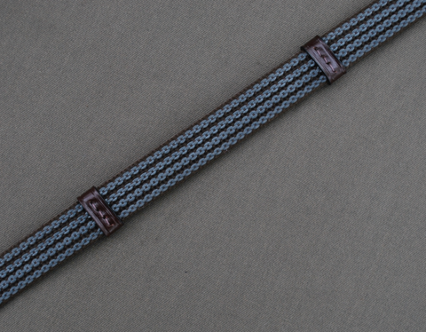 Red Barn SPECIAL GRIP Black or Brown Reins