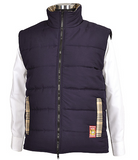 Baker Ladies Country Quilted Vest - The Houndstooth Horse  - 3