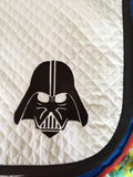 Star Wars Embroidered Baby Pad - The Houndstooth Horse  - 5