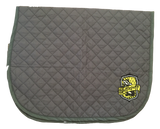 Harry Potter Hufflepuff crest & house motto baby pad