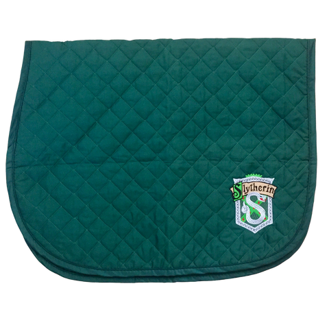 Harry Potter Slytherin crest & house motto baby pad