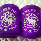 Game of Thrones Dragon Embroidered Polo Wraps