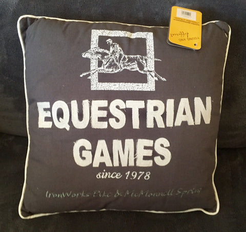 Equestrian Themed Pillows