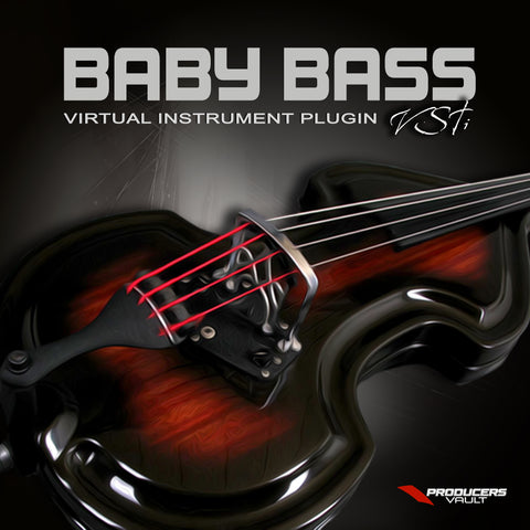 Baby Bass VSTi 2.0 (Plugin for MAC VST & AU)