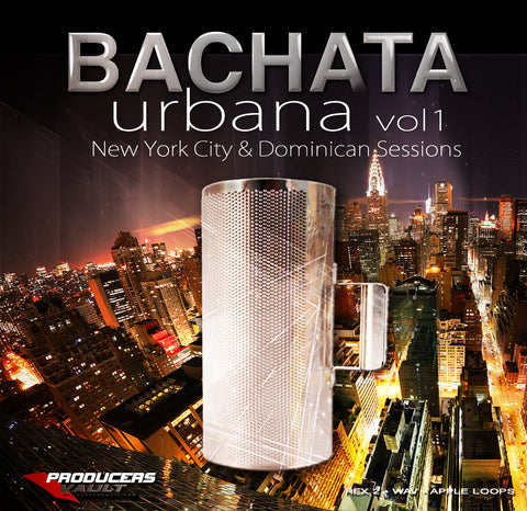 Bachata Urbana Loops & Samples
