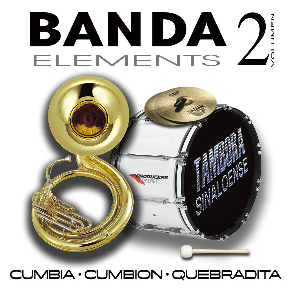Banda Elements Vol 2 (Cumbia, Cumbion, Quebradita)