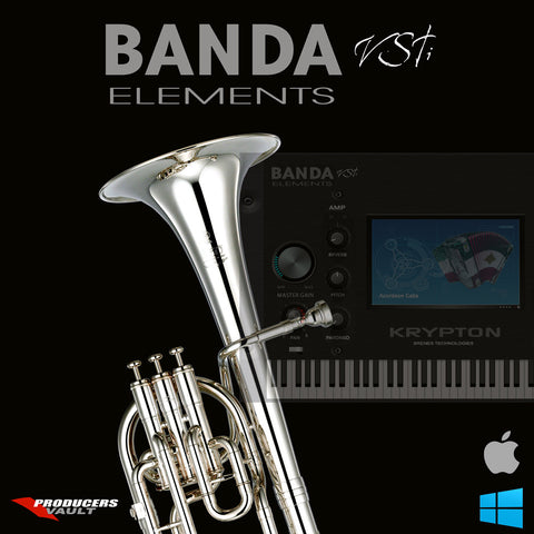 Banda Elements VSTi (Mac VST & AU ) Plugin