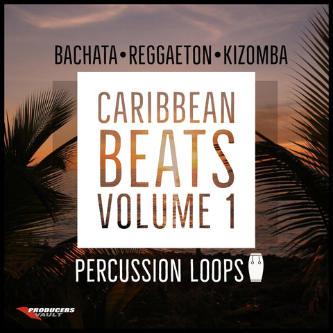 Caribbean Beats Volume 1 Percussion Loops