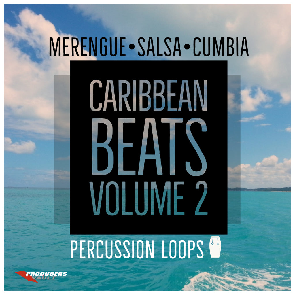Caribbean Beats Volume 2 Percusion Loops