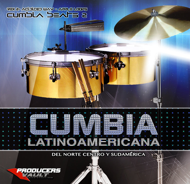 Cumbia Latinoamericana  (Loops and Samples)