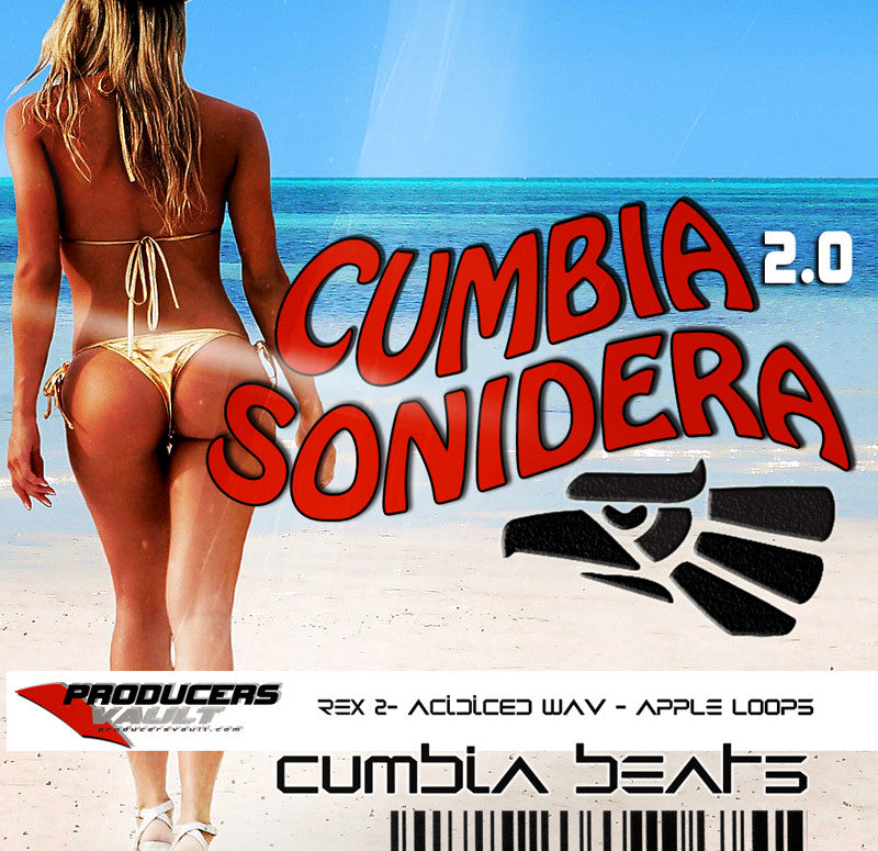 Cumbia Sonidera 2.0 Loops y Samples