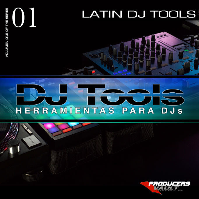 Latin DJ Tools - DJ TOOLS vol 1